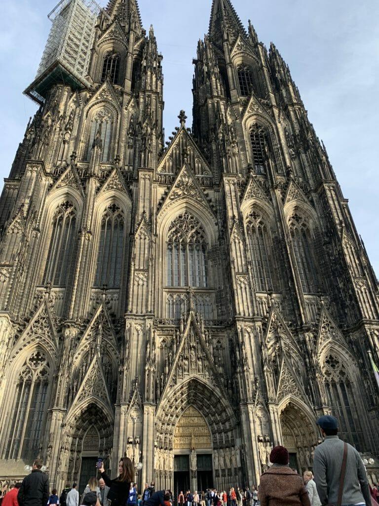 ドイツ旅行 ケルン大聖堂