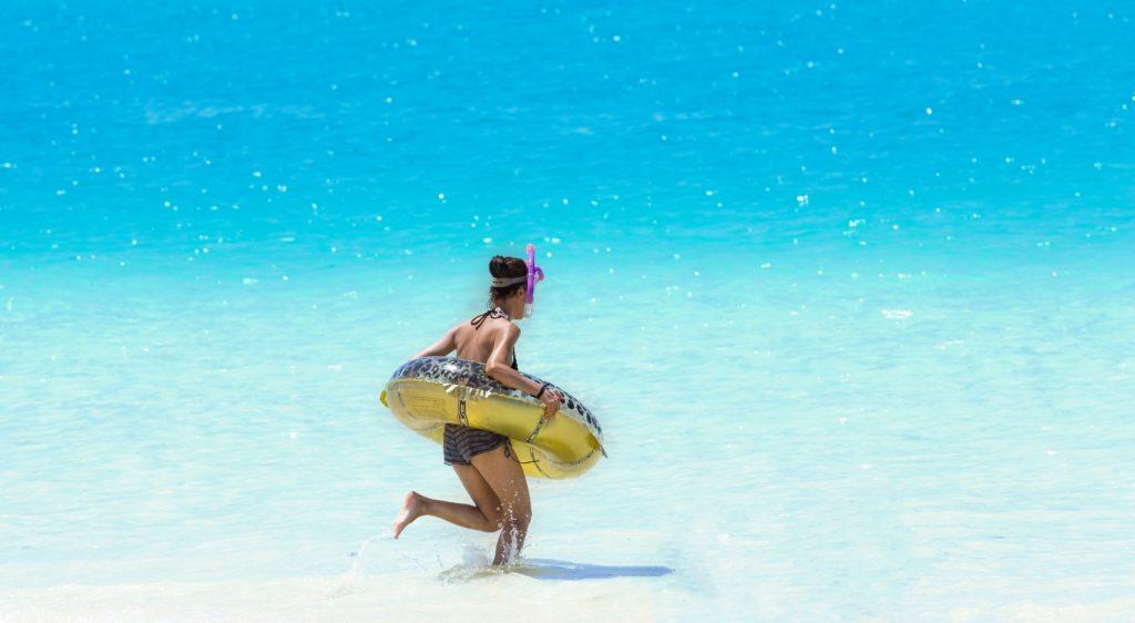 アクティビティを体験して島の魅力を満喫