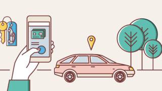 駐車場検索アプリ