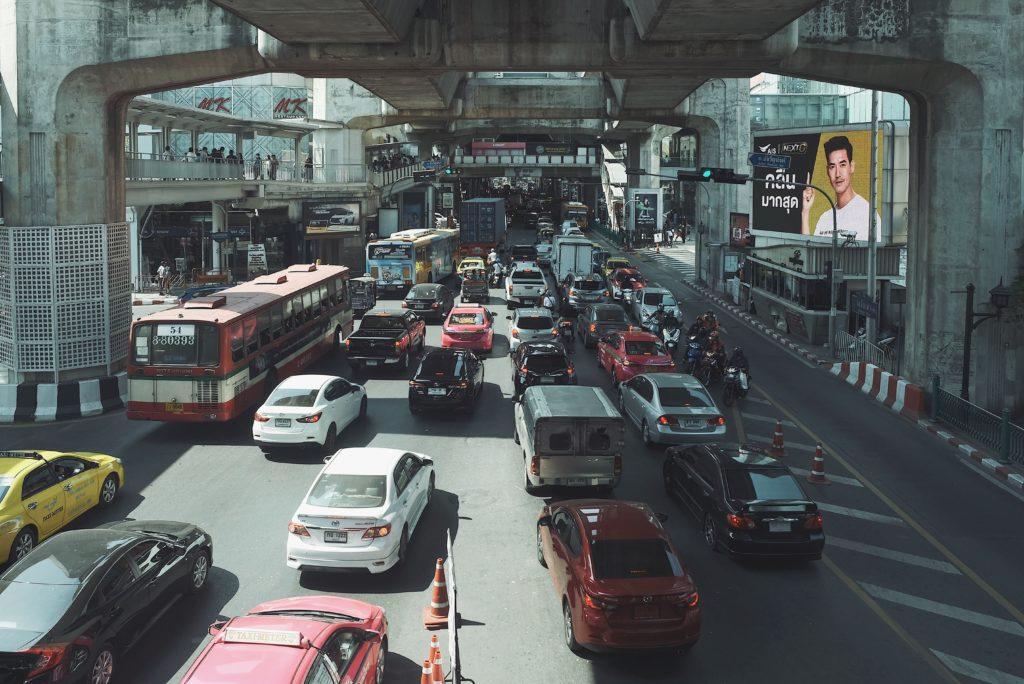 バンコクの移動手段と交通事情