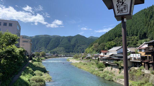 関東在住者が車で行く郡上八幡観光。おすすめする理由を教えます。
