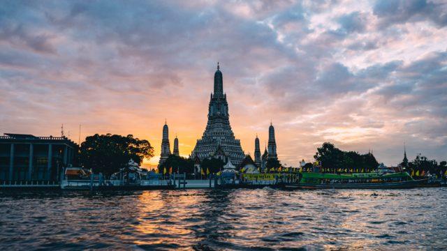 バンコク旅行!カップル旅におすすめなノンビリ楽しむ4泊5日。