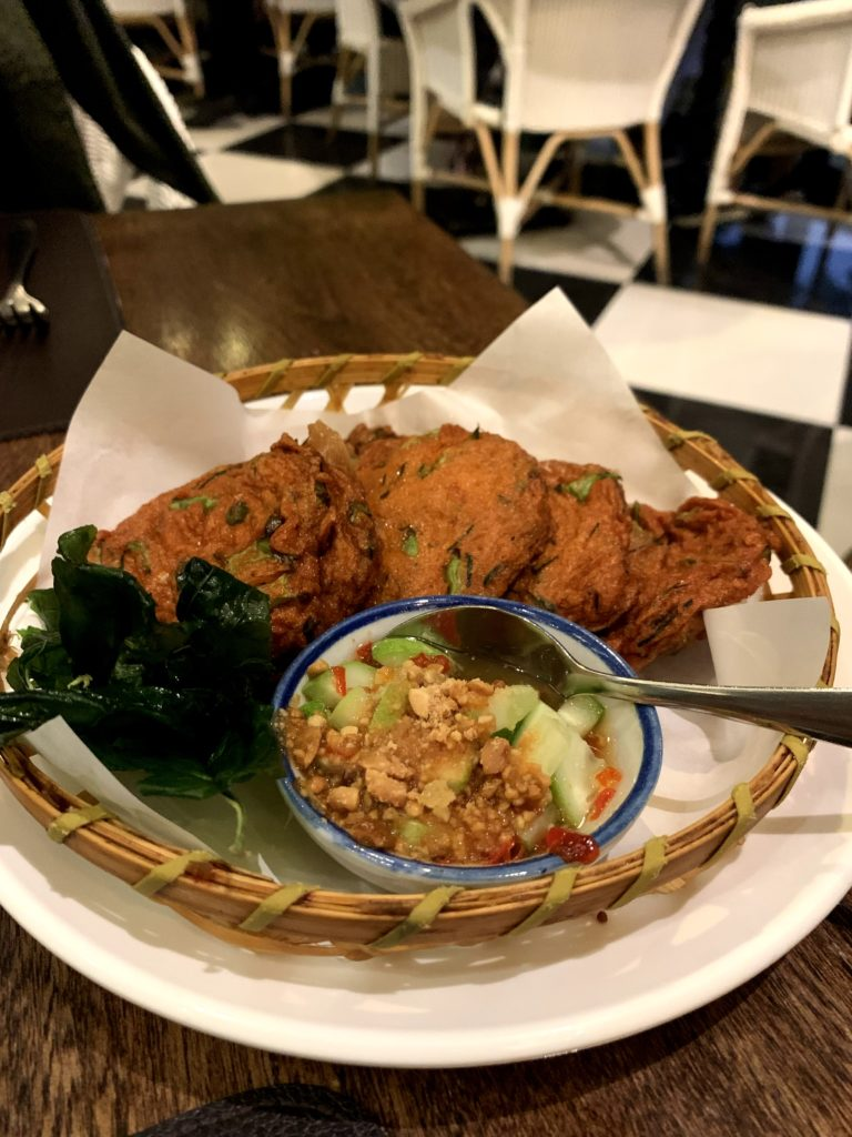 おしゃれな伝統的タイ料理の店!タリンプリン3