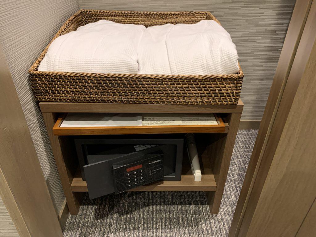 今回利用した客室タイプと価格、お部屋の紹介8