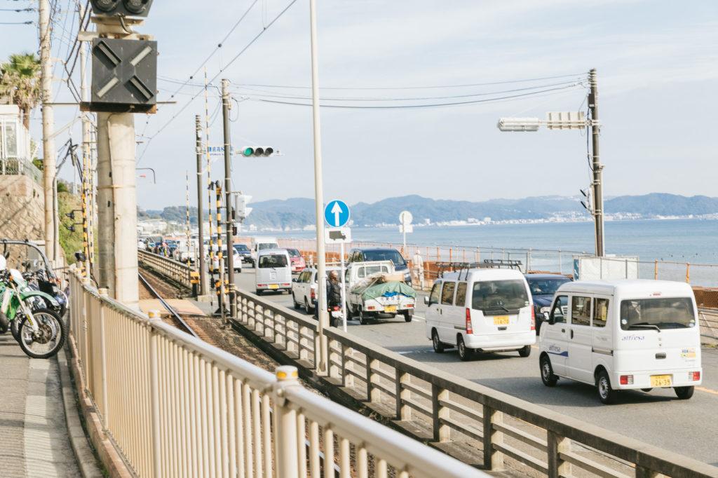 車で鎌倉観光。渋滞を回避して移動するためのコツ