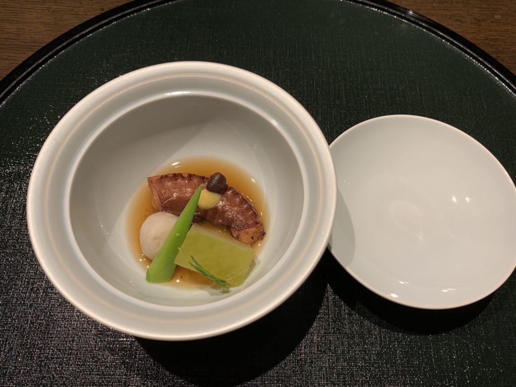 「あせび野」自慢の季節の会席料理8