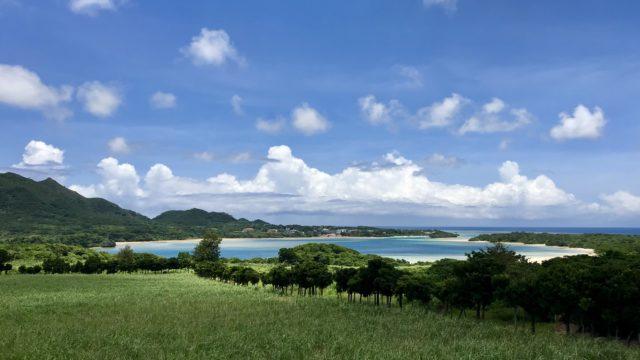川平湾を眺められるビューポイント