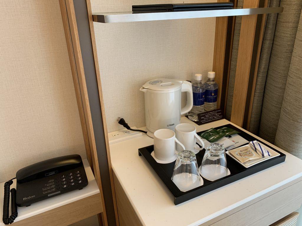 JR九州ホテルブラッサム那覇の客室3