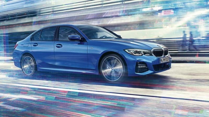 新型BMW3シリーズのグレード展開・価格1
