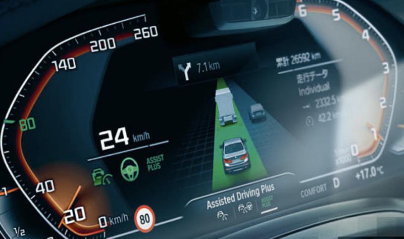 BMWのハンズオフ機能が動作する条件
