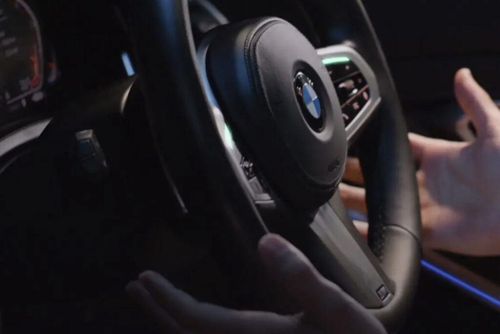 BMWのハンズオフ機能