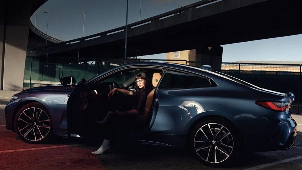 新型BMW M440i xDriveオフィシャルショット