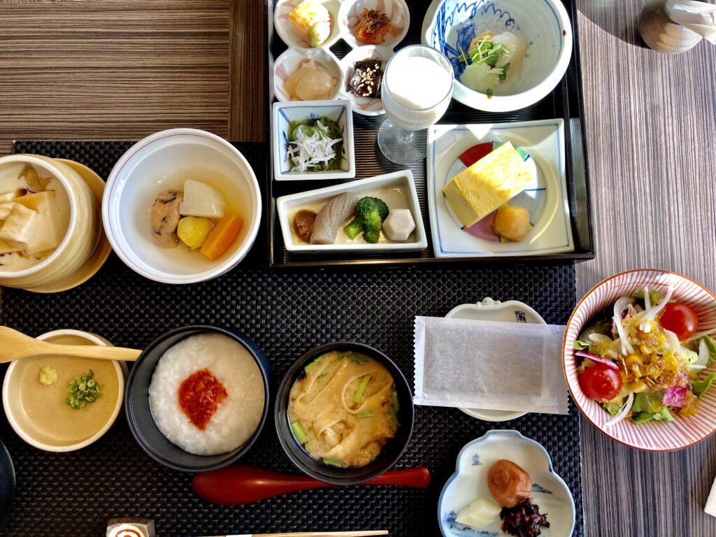 朝食:季節の和朝食1