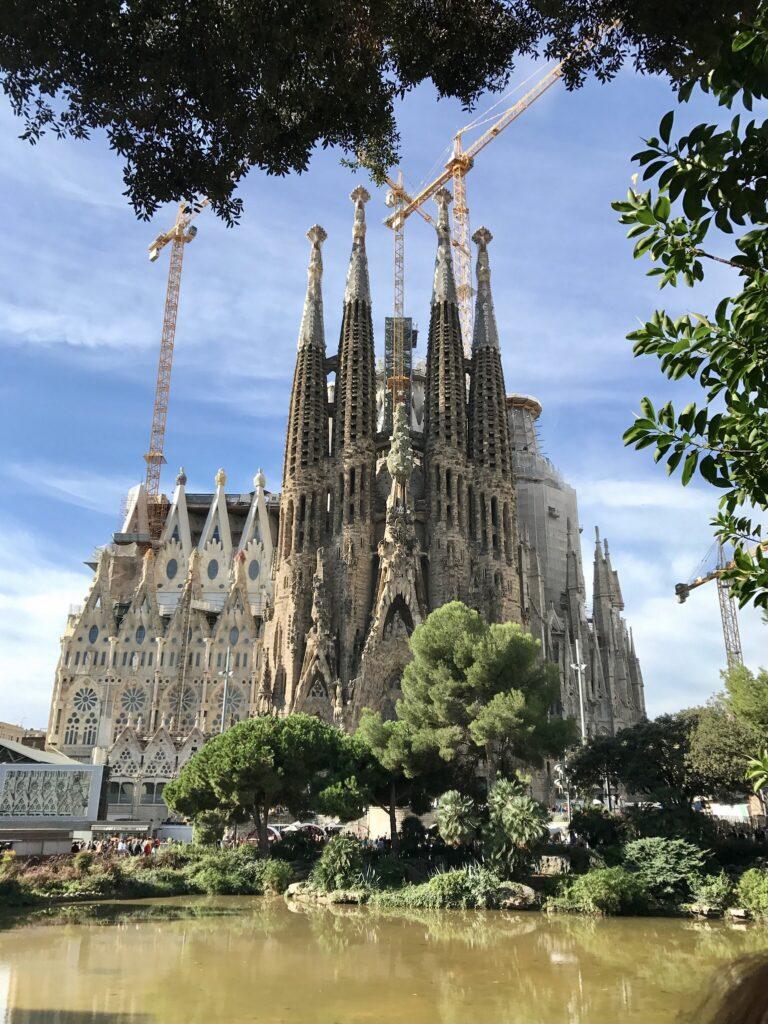 バルセロナで楽しめるガウディ建築5選 サグラダファミリア