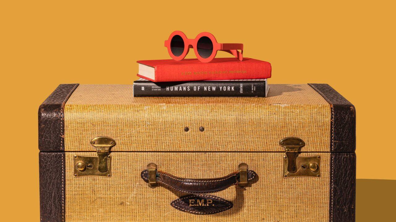 オシャレなスーツケース