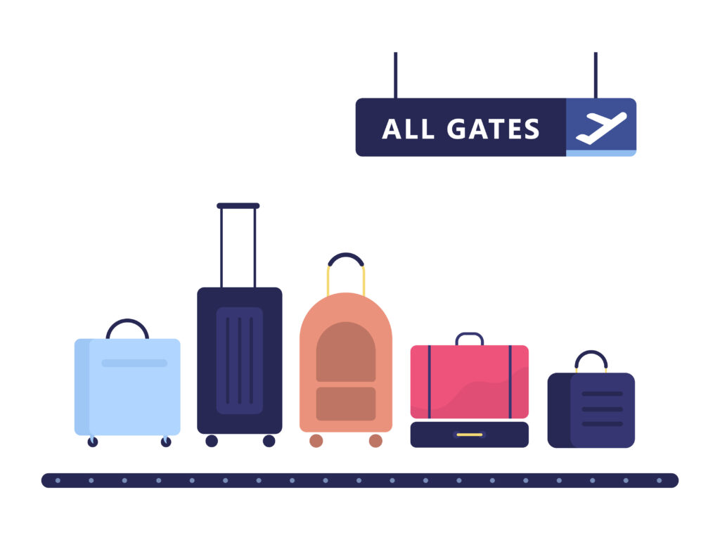 スーツケースの選び方5つのポイント